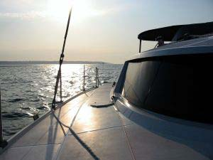 Catamaran Charter Management