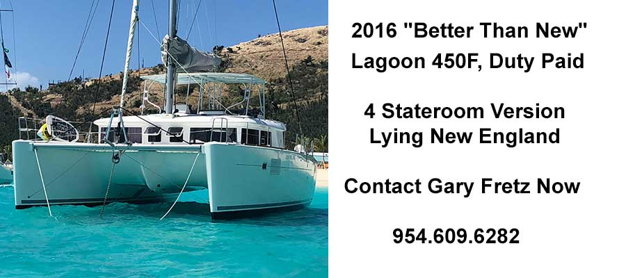Large Lagoon Catamaran for Sale