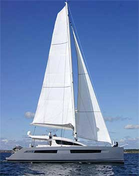 64 Privilege Catamaran for Sale