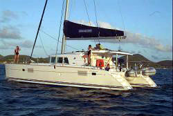 Catamaran Catatonic